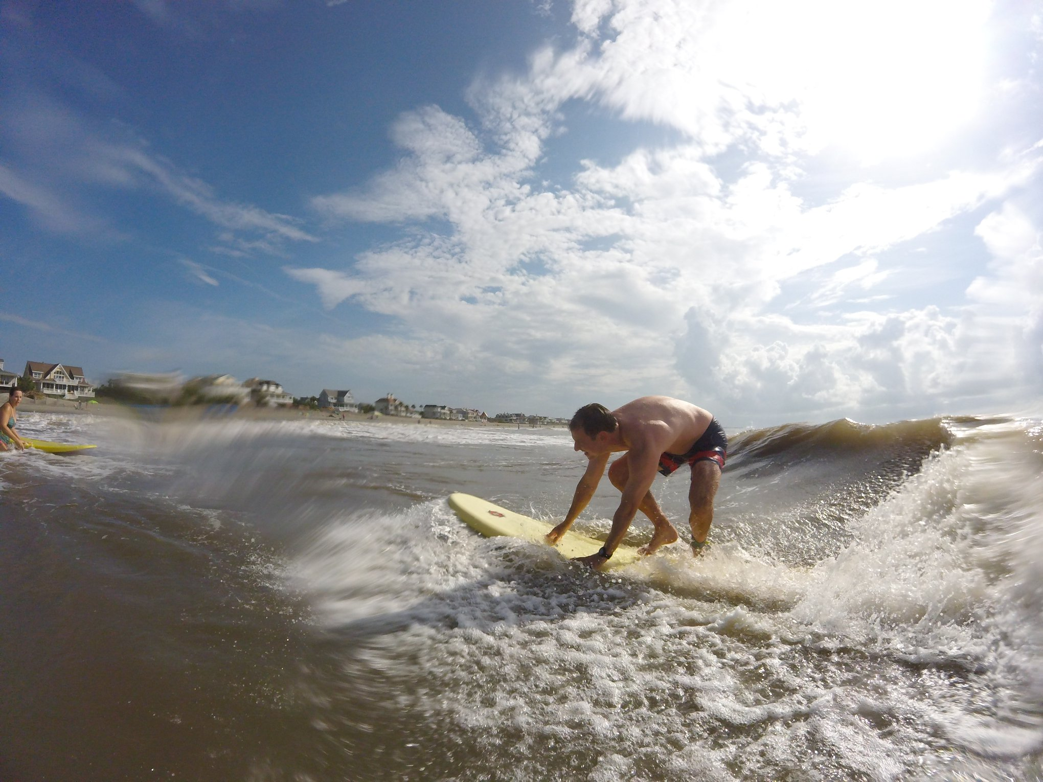 Surf Lessons Charleston