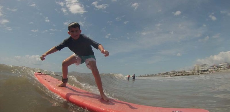 Folly Beach Surf Lessons