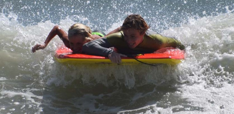 Surf Lessons in Charleston