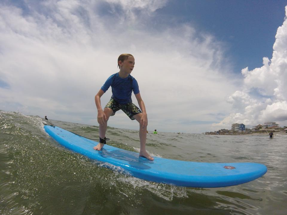surfing charleston sc