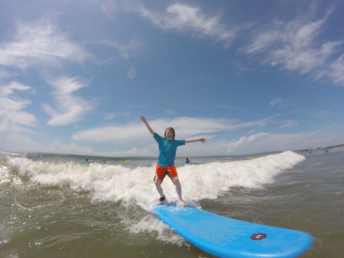 Guide to the Best Surfing Folly Beach SC has to offer
