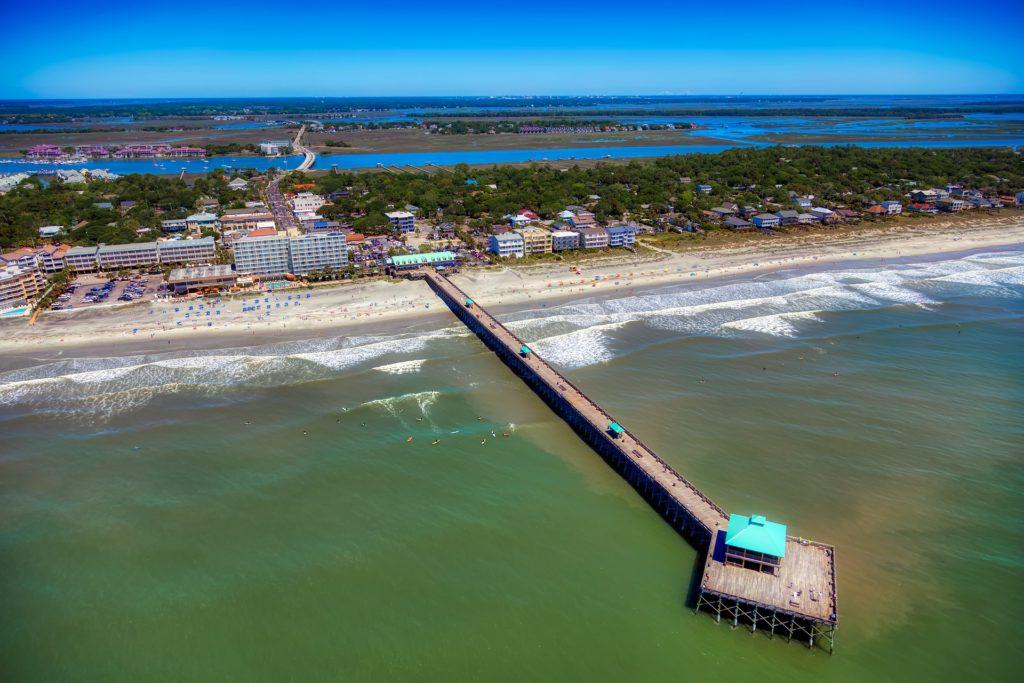 Charleston Folly Beach Pier