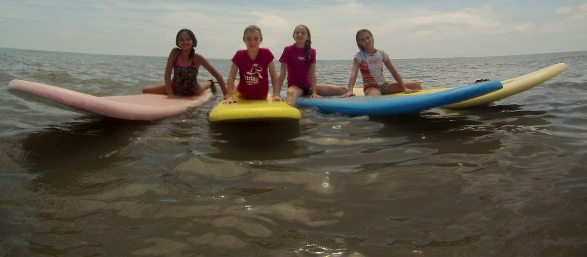 #1 Rated Surf Lessons in Charleston!